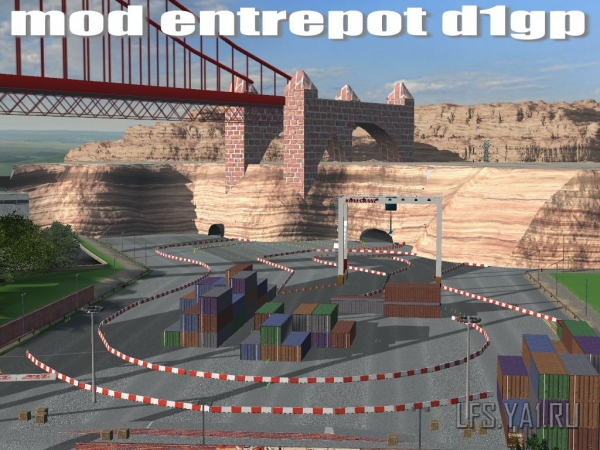 Entrepot Track Mod (DownloaD)+ версия 2